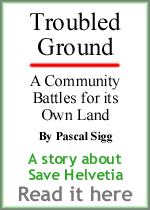 Troubled Ground / A Community Battles for its Own Land / Read the story here